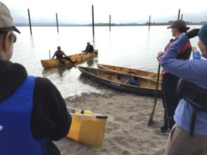 Paddle People Canoeing Class - Vancouver Lake Regional Park - www.PaddlePeople.us