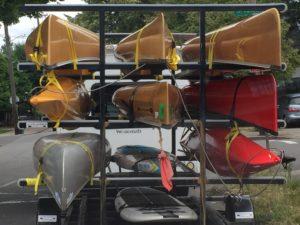 Paddle People Canoe Trailer Kayaks Paddle Boards Wenonah Canoe Rentals - www.PaddlePeople.us