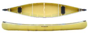 Wenonah 17 Wenonah Canoe - Ulta-light w/Kevlar