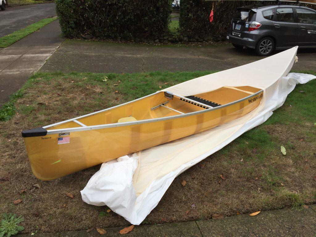wenonah-seneca-canoe-unwrapping-2016-paddle-people-portland-oregon