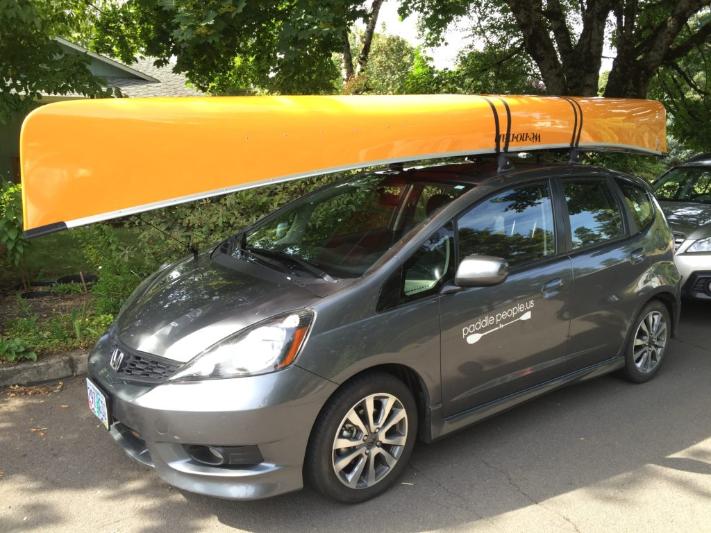 wenonah-spirit-2-canoe-mango-flex-core-w-kevlar-on-honda-fit