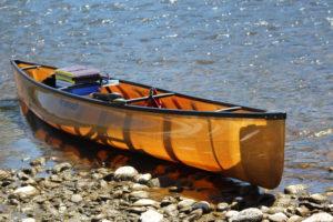Wenonah Voyager Kevlar Canoe - www.PaddlePeople.us