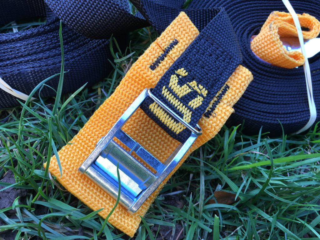 Paddle People CAM Straps for Canoes Kayaks SUPS - www.PaddlePeople.us