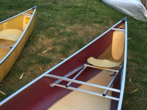Wenonah Champlain Canoe - www.PaddlePeople.us