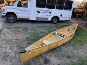 Wenonah Escapade Kevlar Canoe
