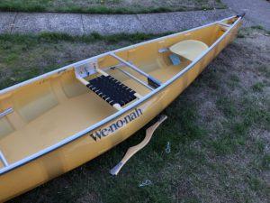 Wenonah Escapade Kevlar Canoe - www.PaddlePeople.us