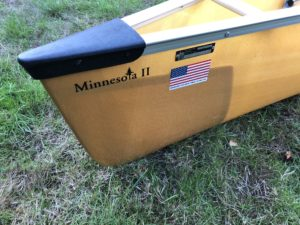 Wenonah Minnesota 2 Kevlar II Canoe - www.PaddlePeople.us
