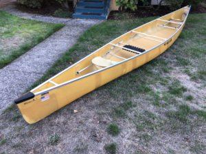 Wenonah Minnesota 3 Kevlar Canoe III