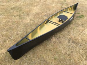 Wenonah Prism Carbon - Graphite Canoe - www.PaddlePeople.us