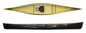 Wenonah Prism Carbon Canoe - www.PaddlePeople.us