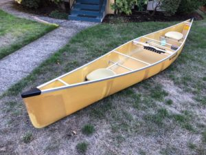 Wenonah Spirit 2 Kevlar Canoe II - www.PaddlePeople.us