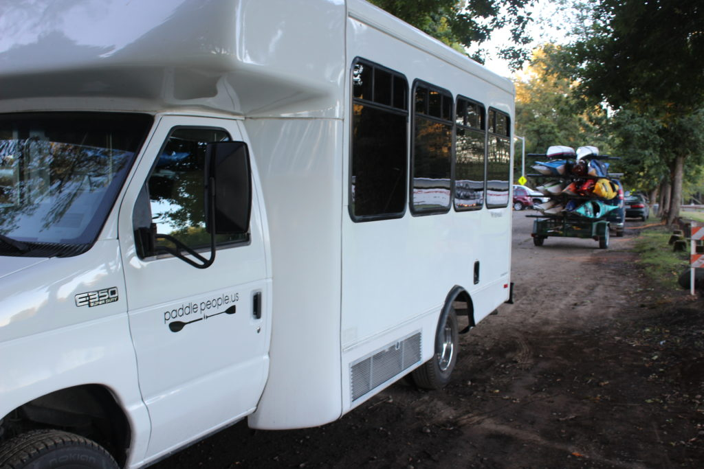 Paddle People Bus - www.PaddlePeople.us