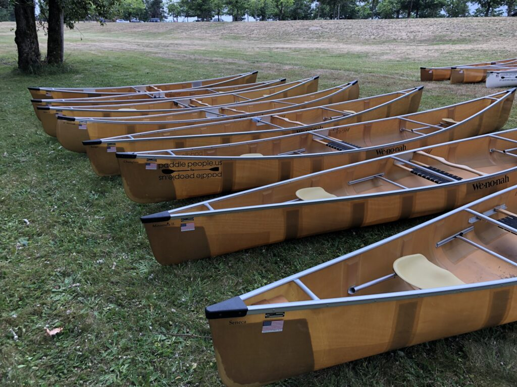 Canoes For Sale | Paddle People