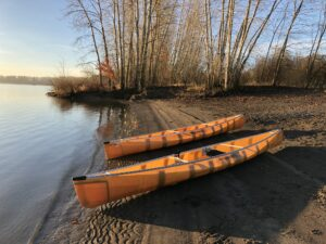 Wenonah Aramid Encounter and Prism Canoes