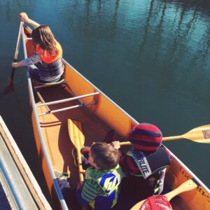 Wenonah Aramid Seneca a Great Family Canoe