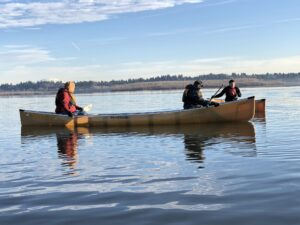 Vancouver Lake State Park Washington Wenonah Canoes