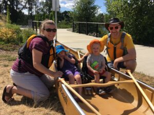 Wenonah Seneca Canoe a wonderful family canoe