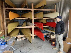 Russ Woodward Portland Oregon Wenonah Canoes